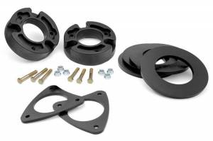 Steering And Suspension - Lift & Leveling Kits - Rough Country - 2.5in Ford Leveling Lift Kit