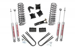 Steering And Suspension - Lift & Leveling Kits - Rough Country - 2.5in Ford Suspension Lift Kit