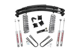 Steering And Suspension - Lift & Leveling Kits - Rough Country - 2.5in Ford Suspension Lift System