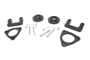 Steering And Suspension - Lift & Leveling Kits - Rough Country - 2.5in GM Leveling Lift Kit (07-13 Avalanche)