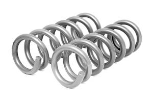 Steering And Suspension - Springs - Rough Country - 2in Dodge Leveling Coil Springs (09-18 RAM 1500 2WD | V8 Models)
