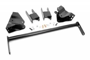 Steering And Suspension - Lift & Leveling Kits - Rough Country - 2in Ford Leveling Lift Kit | 1999-2004 F250/F350 4x4
