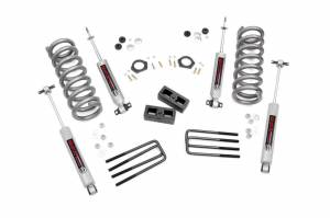 Steering And Suspension - Lift & Leveling Kits - Rough Country - 2in GM Suspension Lift Kit