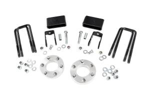 2016-2019 Nissan 5.0L Cummins - Suspension Parts, Lift & Leveling Kits - Rough Country - 2in Nissan Leveling Lift Kit (16-20 Titan XD 2WD/4WD)