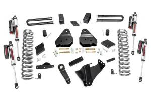 Steering And Suspension - Lift & Leveling Kits - Rough Country - 4.5in Ford Suspension Lift Kit | Vertex (11-14 F-250 4WD | No Overloads)