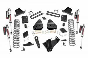 Steering And Suspension - Lift & Leveling Kits - Rough Country - 4.5in Ford Suspension Lift Kit | Vertex (15-16 F-250 4WD | w/Overloads)