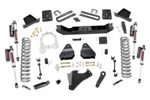 Steering And Suspension - Lift & Leveling Kits - Rough Country - 4.5in Ford Suspension Lift Kit | Vertex (17-19 F-250/350 4WD | 4in Axle | Diesel )