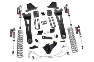 Steering And Suspension - Lift & Leveling Kits - Rough Country - 6in Ford Radius Arm Suspension Lift Kit | Vertex (11-14 F-250 | No Overloads)