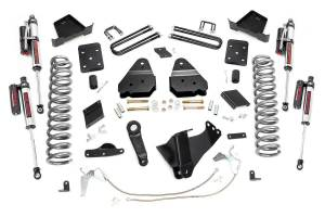 Steering And Suspension - Lift & Leveling Kits - Rough Country - 6in Ford Suspension Lift Kit | Vertex (11-14 F-250 4WD | Diesel | No Overloads)