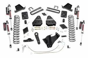 Steering And Suspension - Lift & Leveling Kits - Rough Country - 6in Ford Suspension Lift Kit | Vertex (15-16 F-250 | Diesel | Overloads)