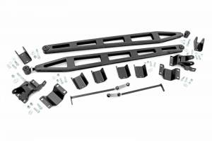 Steering And Suspension - Suspension Parts - Rough Country - Dodge Traction Bar Kit (03-13 RAM 2500 4WD)