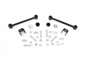 Rough Country - Ford Front Sway-bar Links (4in) - Image 5