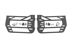 Rough Country - Jeep Front Steel Tube Doors (07-18 Wrangler JK) - Image 3