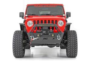 Rough Country - Jeep Front Trail Bumper (18-19 Wrangler JL) - Image 3