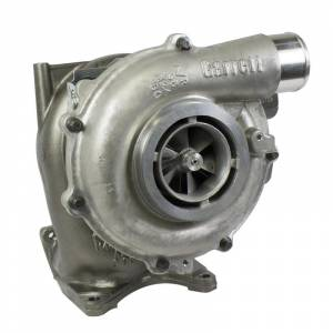 Turbo Chargers & Components - Turbo Charger Kits - Garrett - Garrett Powermax Stage 2 Drop-In Replacement Turbo 04.5-10 Duramax
