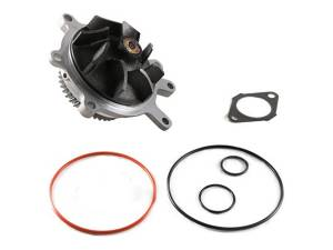 2004.5-2005 GM 6.6L LLY Duramax - Cooling System - Merchant Automotive - Merchant Automotive Water Pump with Gaskets and O-rings - 2001-05 Duramax LB7 & LLY