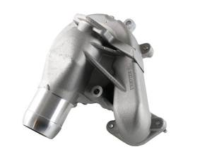 2004.5-2005 GM 6.6L LLY Duramax - Cooling System - Merchant Automotive - Merchant Automotive Water Pump Kit W/Housing - 2001-05 Duramax LB7 & LLY