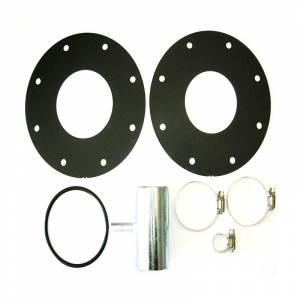 Fuel System & Components - Fuel System Parts - Titan Fuel Tanks - Titan Fuel Tanks LB7 Kit