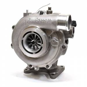 Turbo Chargers & Components - Turbo Chargers - High Tech Turbo - Garrett Stock Replacement Drop-In Turbo 04.5-10 GM Duramax