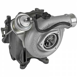 Turbo Chargers & Components - Turbo Chargers - AFE - AFE BladeRunner Street Series Turbocharger | 2001-04 LB7 Duramax