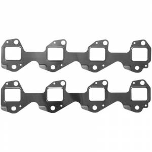 Exhaust - Exhaust Manifolds - Mahle - MAHLE Exhaust Manifold Gaskets 01-16 Duramax