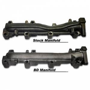 BD Diesel - BD Diesel Driver's Side Full Bore Exhaust Manifold 2001-10 Duramax - Image 2