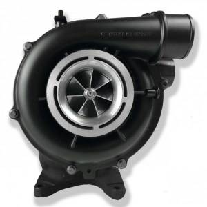 Turbo Chargers & Components - Turbo Charger Kits - Fleece Performance - Fleece FPE-VNT63-STREET Cheetah Turbocharger 07.5-10 Duramax 6.6L LMM