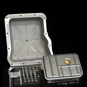 Goerend Transmission - Goerend Allison 1000 Transmission Pan Kit W/Filter & Filter Lock - Image 2