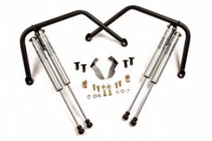 Steering And Suspension - Shock Mounts - BDS Suspension - BDS Suspension 08-12 F250/350 Dual Shock Hoop 123023