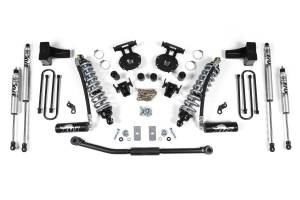 "BDS Suspension - BDS 1509F 2.5"" Coil-Over Conversion Radius Arm Suspension System 