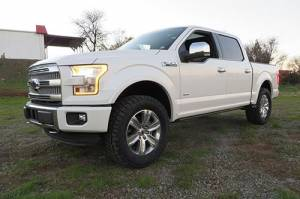 BDS Suspension - BDS 572H 2.5in Front Leveling Kit F150 2009-2020 2WD | F150 2015-2020 4x4 - Image 2