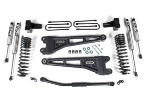"BDS Suspension - BDS 1509h 2.5"" Radius Arm Suspension System 