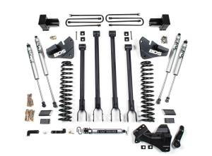 "Steering And Suspension - Lift & Leveling Kits - BDS Suspension - BDS 1537H 4"" 4-Link Arm Suspension System 