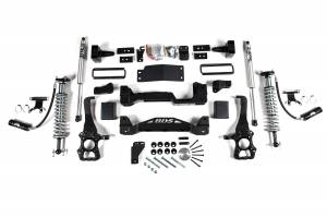 """Steering And Suspension - Lift & Leveling Kits - BDS Suspension - BDS 1533F 4"""" Coil Over Suspension Lift Kit System 