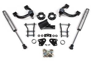 """Steering And Suspension - Lift & Leveling Kits - BDS Suspension - BDS 1545H 3.5"""" UCA Lift System 
