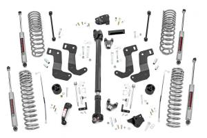 """Steering And Suspension - Lift & Leveling Kits - Rough Country - 2020 Jeep Gladiator JT 6"""" Suspension Lift Kit"""