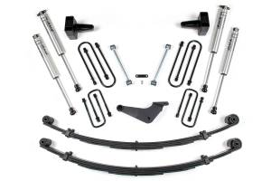 "Steering And Suspension - Lift & Leveling Kits - BDS Suspension - BDS 300H 4"" Lift Kit 