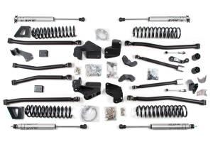 "Steering And Suspension - Lift & Leveling Kits - BDS Suspension - BDS 1421H 5.5"" Long Arm 4-Link Lift Kit | 2007-18 Jeep Wrangler JK 2 Door"