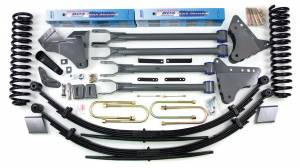 """Steering And Suspension - Lift & Leveling Kits - BDS Suspension - BDS 560H  6"""" 4-Link Suspension Lift Kit 