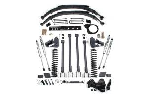 "Steering And Suspension - Lift & Leveling Kits - BDS Suspension - BDS 1527H 6"" 4-Link Suspension System 