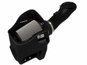 Air Intakes & Accessories - Air Intakes - AFE - AFE 51-11872-1 Magnum FORCE Stage-2 Cold Air Intake System w/Pro DRY S Filter Media |  Ford Diesel Trucks 11-16 V8-6.7L