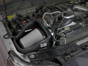 AFE - AFE 51-11872-1 Magnum FORCE Stage-2 Cold Air Intake System w/Pro DRY S Filter Media |  Ford Diesel Trucks 11-16 V8-6.7L - Image 2