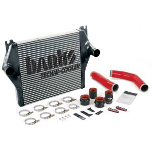 Turbo Chargers & Components - Intercoolers and Pipes - Banks - Banks 25983 Techni-Cooler Intercooler System 2007-08 Dodge 6.7L Cummins