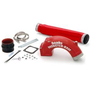 Banks 42764 High Ram Intake Elbow Boost Tube 98-02 Cummins 5.9L