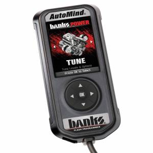 Shop By Part - Programmers & Tuners - Banks - Banks 66410 AutoMind Programmer 99-15 Ford Powerstroke