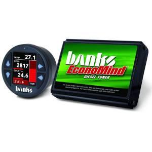 2003-2007 Dodge 5.9L 24V Cummins - Programmers & Tuners - Banks - Banks EconoMind Diesel Tuner & Banks iDash 1.8 03-07 Dodge 5.9L Cummins