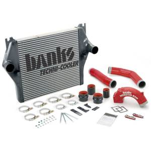 Turbo Chargers & Components - Intercoolers and Pipes - Banks - Banks 25981 Techni-Cooler Intercooler System 06-07 Dodge Cummins