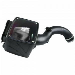 Air Intakes & Accessories - Air Filter Accessories - S&B - S&B 75-5102D Cold Air Intake w/Disposable Filter 04-05 GM Duramax LLY