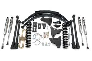"Steering And Suspension - Lift & Leveling Kits - BDS Suspension - BDS 530H 8"" 4 Link Long Arm Suspension System 