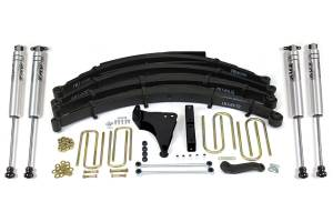 "Steering And Suspension - Lift & Leveling Kits - BDS Suspension - BDS 304H 8"" Lift Kit for 2000-2005 Ford Excursion 4WD"